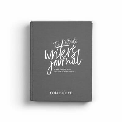 The Ultimate Writer's Journal – Lisa Messenger