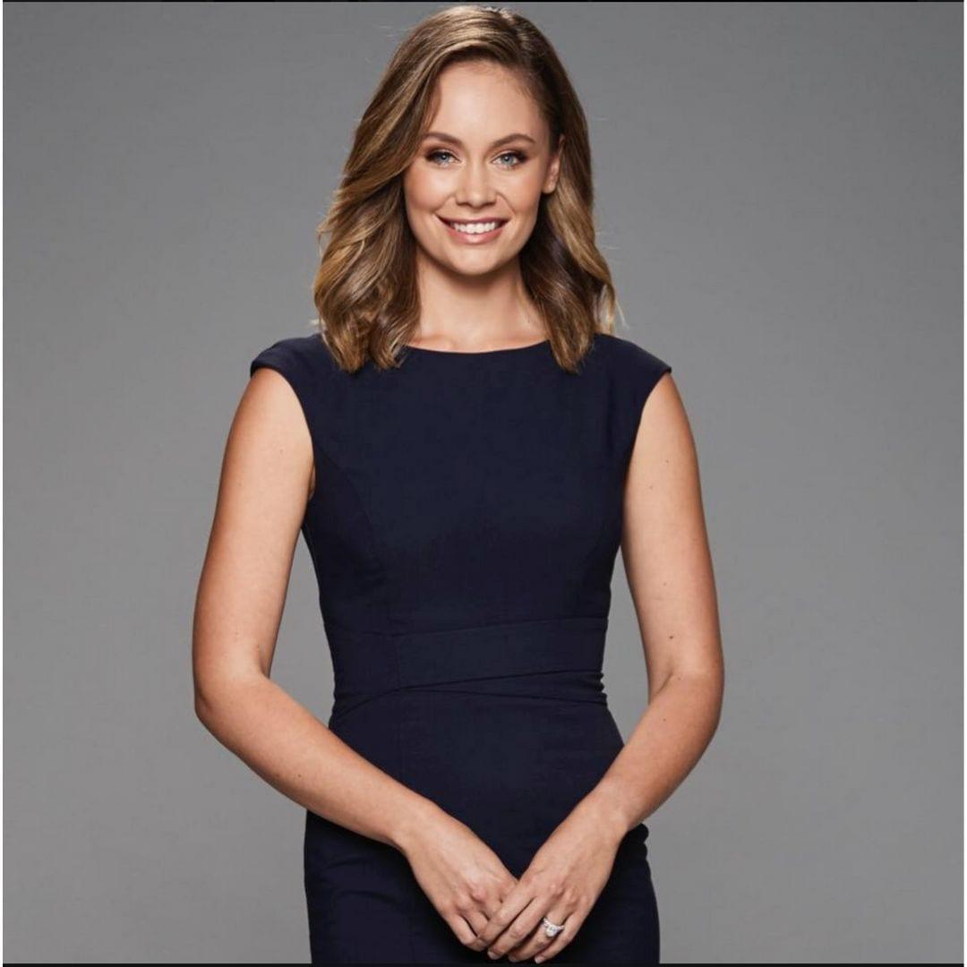 Amber Laidler – TV Journalist, Producer, Former Miss World Australia