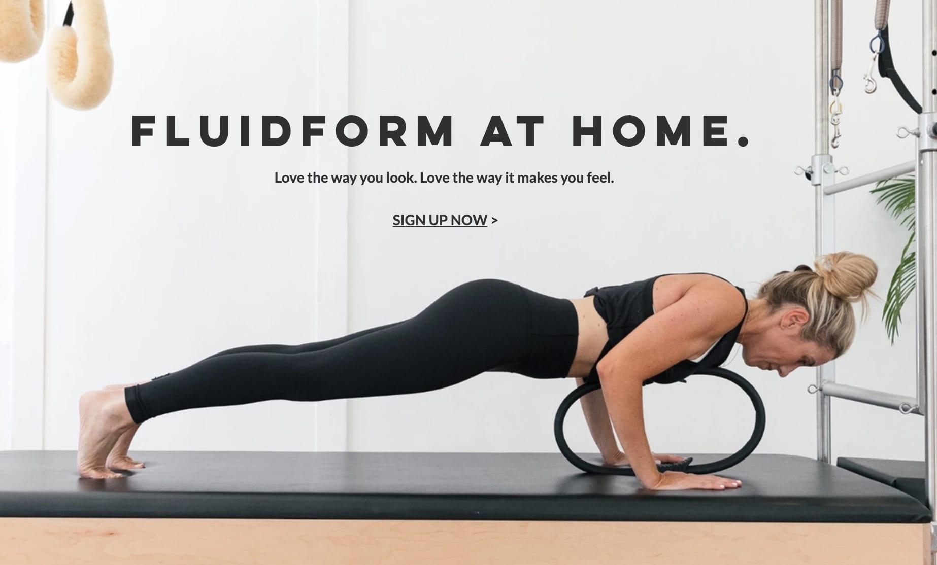 Fluid Form Pilates