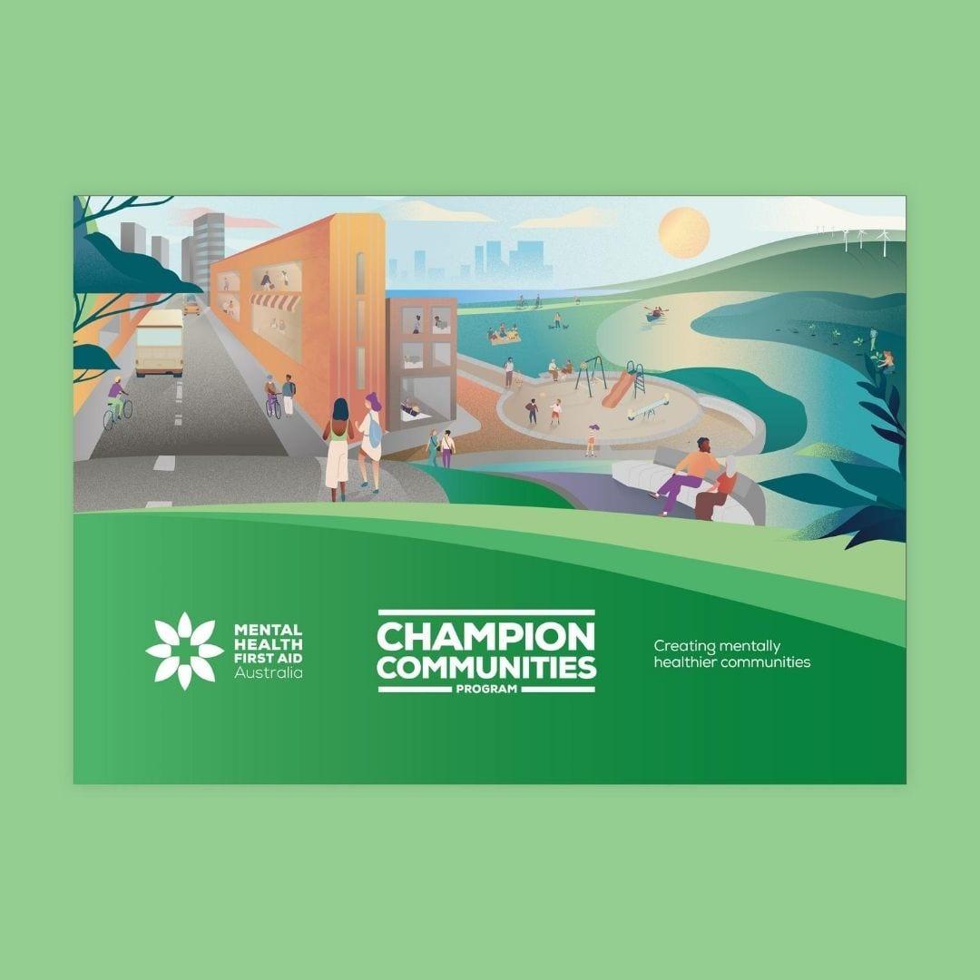 Champion Communities Mental Health Board