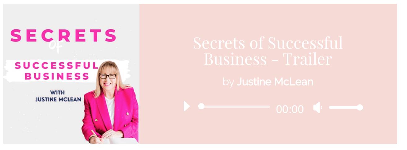 Secrets of Successful Business – Trailer